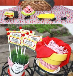 Celebrate Summer with a Picnic Parade!