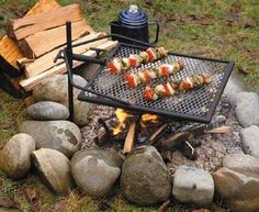Camp Cooking Tips-nothing like eating in the great outdoors!