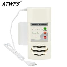 ATWFS Air Ozonizer Air Purifier Home Deodorizer Ozone Ionizer Generator Sterilization Germicidal Filter Disinfection Clean Room  Price: 20.01 USD