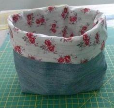 Un sacchetto di stoffa serve sempre... - Cucire a Macchina