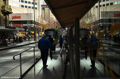 Melbourne Snaps: Spotlight on Bourke Street Melbourne