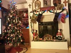 Christmas in Castroville, Texas