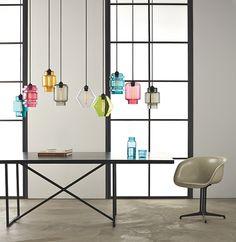 Crystalline Lighting from Niche Modern