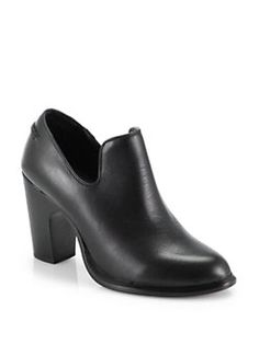 Rag & Bone - Grove Leather Ankle Boots