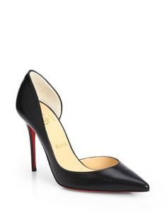 Christian Louboutin - So Kate Patent Leather Pumps - Saks.com