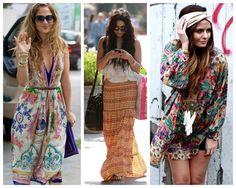 Boho Style , saiba mais no Hippie Chic, Bohemian Mode, Bohemian Gypsy, Hippie Style, Boho Style, Estilo Boho Chic, Look Boho Chic, Casual Chic, Looks Style