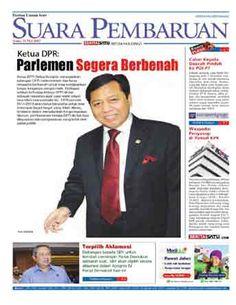 Suara Pembaruan - 11/05/15 | Parlemen Segera Berbenah | Suara Pembaruan