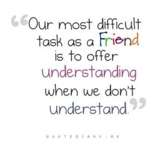 i feel so lucky to have a friend who understands me when I don't understand myself. Love u Tammy Grant!