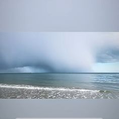 A dramatic rain cloud over Bournemouth Bay, Dorset UK. I am always on the lookout for the next beautiful seascape Print. Travel Around The World, Around The Worlds, Ocean Photos, Bournemouth, Beautiful Places To Visit, Whimsical Art, Photo Art, Travel Photography, Clouds