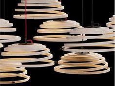 Aspiro Pendant Lamp by Seppo Koho for Secto Design