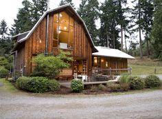 Barn House. <3