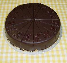 Als Herrentorte wird in vielen Konditoreien eine Torte bezeichnet, die eine Kuvertüre aus herber…