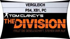 The Division Beta - PC vs. PS4 vs. Xbox One Vergleich