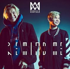 All we had was love you took me higher gave me that sweet sweet fire. Marcus and Martinus Italia New Music, Good Music, Cute Boys, My Boys, Mike Singer, Love Twins, Dream Boyfriend, I Go Crazy, M Photos
