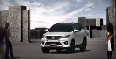 The Toyota Fortuner TRD Sportivo