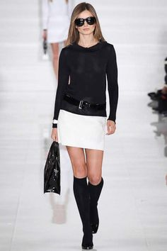 Ralph Lauren Spring 2014 Ready-to-Wear Collection