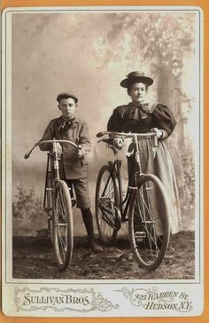 1890s Bicycle Cabine