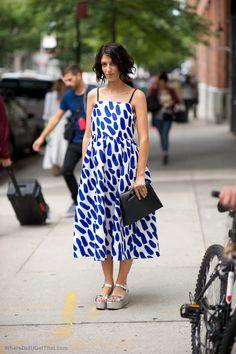 Yasmin Sewell Spring 2015 NYFW