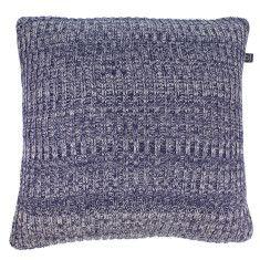 Maison cotton rib knit cushion