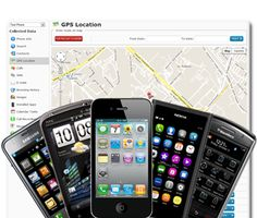 mobile spy remote install cell phone tracking software