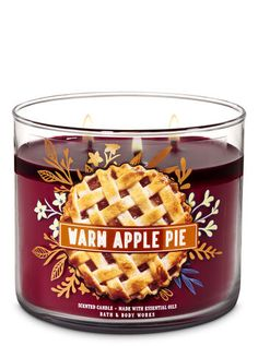 Warm Apple Pie Candle by Bath 038 Body Works smell good from bath and body works Warm Apple Pie Candle by Bath 038 Body Works Warm Apple Pie Candle Bath 038 Body Works Warm Apple Pie Candle by Bath 038 Body Works Warm Apple Pie Candle Bath 038 Body Works Bath Candles, 3 Wick Candles, Scented Candles, Homemade Candles, Candle Jars, Candle Warmer, Fall Scents, Luxury Candles, Perfume