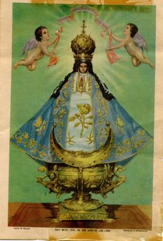 My collection...from my grandmas casa...San Juan de los Lagos..Virgin Mary