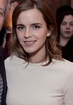 Emma Watson at the Beauty and the Beast UK Premiere.