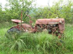 Cub Orchard Tractor