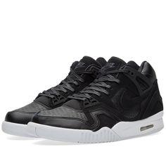 Nike Air Tech Challenge II Laser (Black & White)