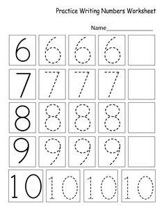 Worksheet For Kindergarten Writing Numbers - Practice Writing Numbers Worksheet Free Kindergarten Math Tracing Numbers 0 Through 29 Writing Numbers Kindergarten Kindergarten Printable Worksheets .