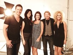 Southern Sophisticate: Little Big Town | HOT LIST 2012