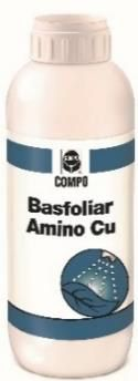 Basfoliar® Amino Cu ΔΟΣΟΛΟΓΙΑ 2-3 λίτρα /στρέμμα Υγρό λίπασμα χαλκού ειδικής χηλικοποίησης. Η σύνθεσή του εξασφαλίζει υψηλή απορρόφηση του χαλκού, η οποία οδηγεί σε εύρωστα φυτά και υψηλές αποδόσεις.