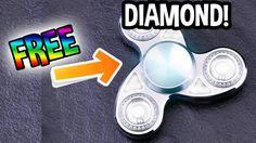 FREE $10,000 DIAMOND FIDGET SPINNER GIVEAWAY! (Mastersaint, Stephen Shar...