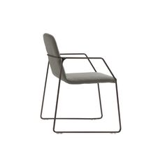 Chairs-Garden chairs-Seating-Loop dining chair-Manutti
