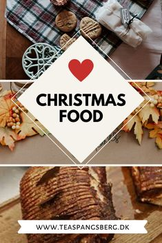 Christmas is often tied to food and each country and family has their own traditions. Danish Christmas, Merry Christmas Love, Christmas Lunch, Christmas Desserts, Christmas Traditions, Pickled Red Cabbage, Red Cabbage Salad, Vegetarian Roast, Shrimp And Eggs