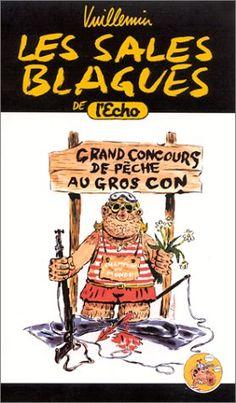 Vuillemin : Les Sales blagues de l'Echo [VHS]: Vuillemin: Amazon.fr: Vidéo