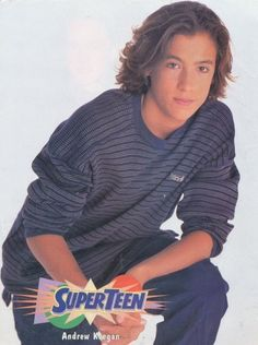 Andrew Keegan | 100 Forgotten Heartthrobs Of The '80s And '90s