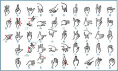 Japanese Sign Language (JSL)