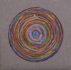 Details zu acryl kunst auf leinwand pop art abstrakt bild - Acrylmalerei ideen ...