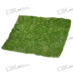 Silk Floss Artificial Turf Grass (30*30cm)
