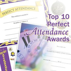Top 10 Perfect Attendance Awards