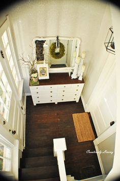 After-all-the-renovation-.. Entryway