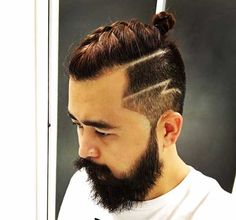 Latest No Cost 27 Awesome Top Knot Hairstyles - You Should Try It Dutch Braid . Concepts 27 Awesome Top Knot Hairstyles – You Should Try It Dutch Braid Top Knot hairstyl Big Box Braids Hairstyles, Undercut Hairstyles, Boy Hairstyles, Braided Hairstyles, Haircuts, Braided Top Knots, Braided Ponytail, Braids With Beads, Long Braids