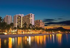 Waikiki Beach Marriott Resort & Spa Where my sis is taking me later this year. Yay!