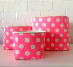 Special Storage Basket Set   Billi Bundle Buy by SplendidLoveShop, $65.00