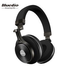 T3 wireless bluetooth bluedio słuchawki/słuchawki z bluetooth 4.1 stereo i mikrofon dla muzyki słuchawki bezprzewodowe
