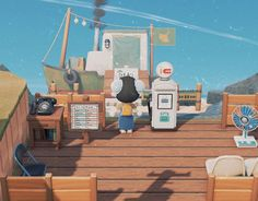 """🍥 ト ウ フ 🍥 on Twitter: """"……… """" Animal Crossing Guide, Animal Crossing Villagers, Animal Games, My Animal, Disney Cartoons, Disney Animation, Cartoon Network, Art Disney, Motifs Animal"""
