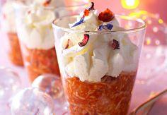 Crème de crabe à la tomateLire la recette de la crème de crabe à la tomate