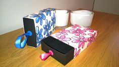 'Garden in Bloom' Sliding Gift Box Tutorial - Stampin' Up UK products.