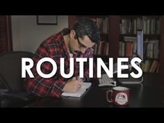 Morning and Evening Routines [VIDEO]   The Art of Manliness